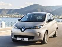 Masina electrica Renault ZOE,...