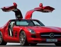 Mercedes-Benz SLS AMG coupe a...