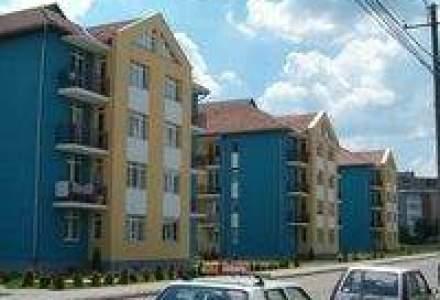 MDRT va construi 800 de locuinte ANL la Buzau