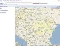 Google Maps, disponibil si in...