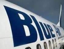 Blue Air a facut un zbor-test...