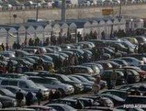 Record plunge in used car...