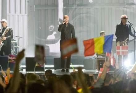 Suedia a castigat finala Eurovision 2015. Trupa Voltaj s-a clasat pe locul 15