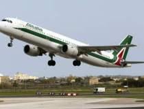 Pilotii de la Alitalia fac...