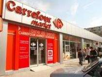 Carrefour a investit 0,5 mil....