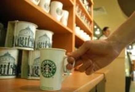 Starbucks, profit peste estimari in T2