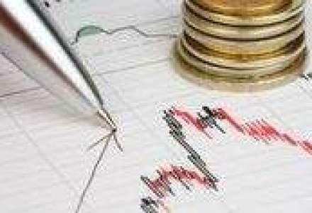 Al optulea deficit bugetar din UE, de 8,3% din PIB