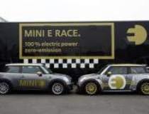 MINI E Race, primul automobil...