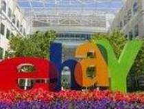 Veniturile eBay au crescut la...