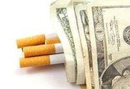 Scade volumul vanzarilor Philip Morris in Romania