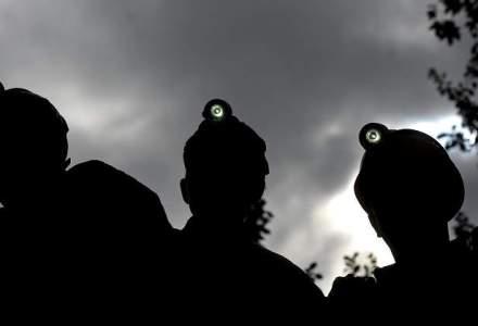 Minerii din Valea Jiului au renuntat la proteste dupa ce liderii lor au semnat un protocol cu CEH