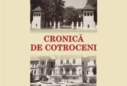 Cartea Cronica de Cotroceni (de Adriana Saftoiu), record de vanzari pe net