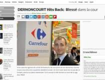 Pitchul Carrefour inca face...