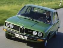 Istoria gamei BMW Seria 5 in...