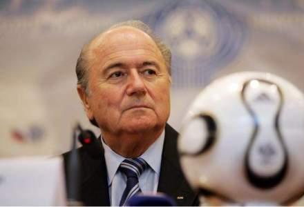 SCANDALUL FIFA. Joseph Blatter demisioneaza dupa 17 ani de domnie