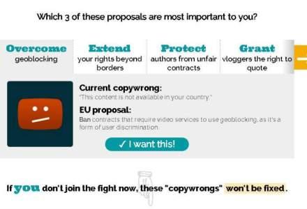 "Satul de mesajul ""This content is not available in your country""? UE propune un proiect revolutionar in digital"
