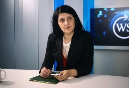 """Ramona Ivan, CEC Bank: ce """"socoteli"""" sa isi faca un fermier cand vine la banca cu un proiect pe fonduri europene"""