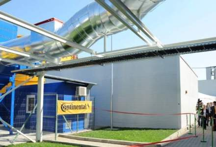 Continental a inaugurat o parte din investitia pentru reducerea mirosului