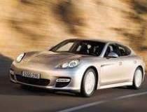 Porsche cheama in service...
