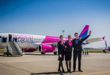 Wizz Air cauta cadeti la Bucuresti pe 9 iunie