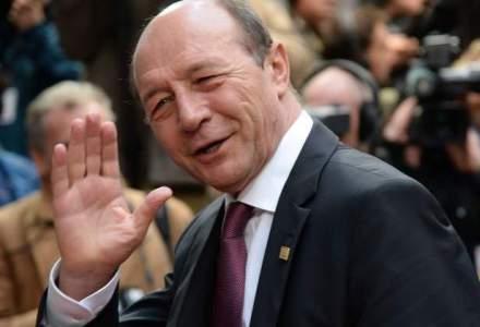 Traian Basescu: Ma mut in Gogol, dar nu este protectie, inclusiv Victor Ponta va raspunde la posibile incidente