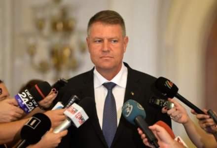 Klaus Iohannis: E o zi trista pentru democratia din Romania. Victor Ponta nu mai poate demonstra ca e nevinovat