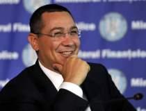 Victor Ponta spune ca va...