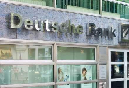 S&P a retrogradat ratingurile mai multor banci, intre care Deutsche Bank