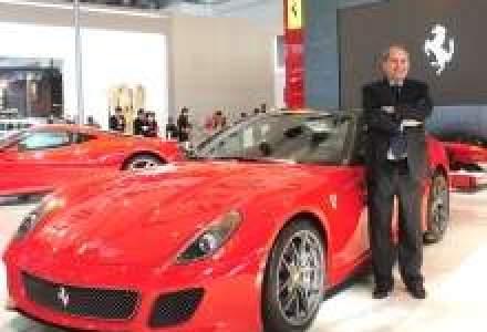 Cel mai rapid Ferrari - 599 GTO, pe strazile din Romania din iulie