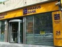 O sucursala Piraeus Bank din...