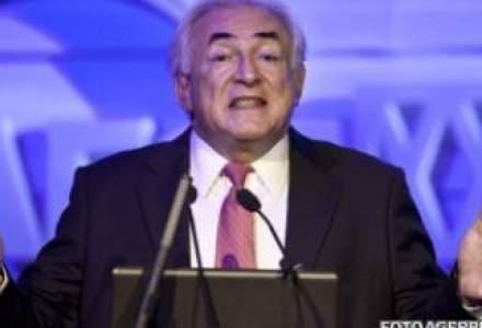"Dominique Strauss-Kahn, achitat de acuzatiile de proxenetism in ""procesul Carlton"""