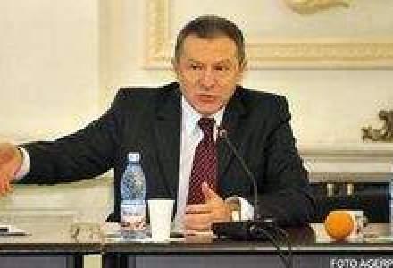 Berceanu: Romania nu va iesi din recesiune in 2010 daca FMI nu accepta cresterea deficitului