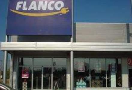 Flanco vrea vanzari de 5 mil. lei cu noul magazin deschis la Slobozia