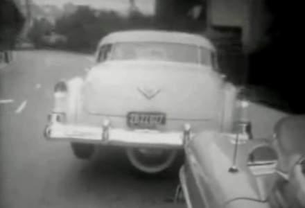 Cel mai tare sistem de parcare din lume a fost inventat in anii 50