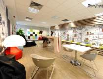 Cele mai colorate birouri din...