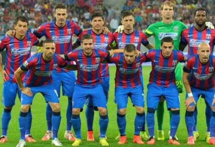 Steaua Bucuresti va intalni AS Trencin, in turul doi preliminar al Ligii Campionilor