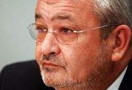 "Vladescu spune ca va demisiona daca nu castiga ""batalia"" cu evaziunea fiscala"