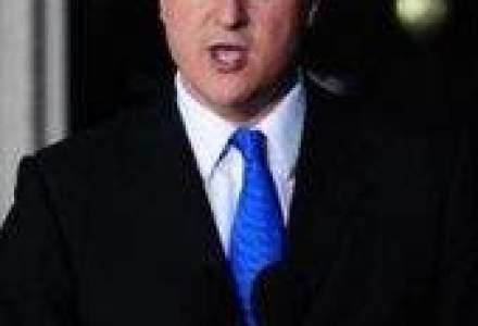 Guvern de coalitie in Marea Britanie: David Cameron, premier