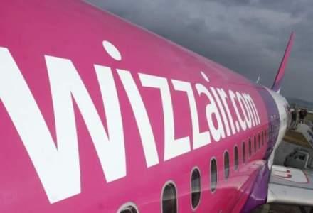 Wizz Air a transportat 20 milioane de pasageri din si spre Romania, din 2007 pana in prezent