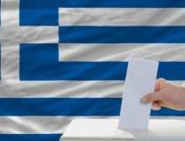 Parlamentul din Grecia a...