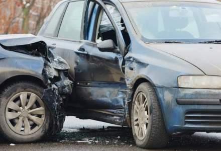 Doua romance au murit in urma unui accident rutier in Bulgaria, alti trei romani fiind raniti