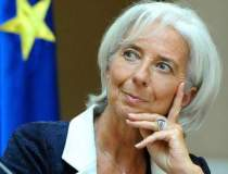 Lagarde: FMI nu va mai...