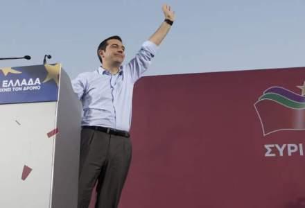 BCE a inghetat finantarea de urgenta a bancilor din Grecia, pe fondul riscului de default