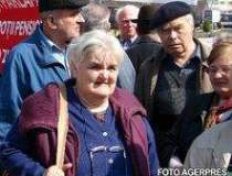 Pensioners stage protests in...