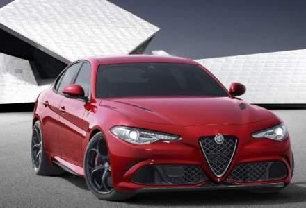 Alfa Romeo inlocuieste modelul 159 cu Giulia. Versiunea de top are 510 CP