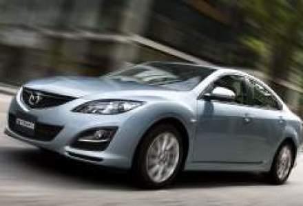 Preturile modelului Mazda6 facelift in Romania