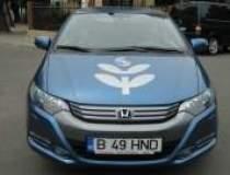 Honda vinde primul hibrid...