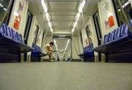 Bucuresteni, pregatiti-va de haos! Metroul intra in greva daca salariile scad cu 25%