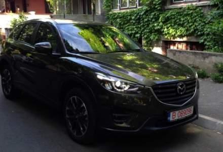 Test Drive Wall-Street: Mazda CX-5 facelift, design expresiv