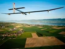 Un avion solar a reusit...